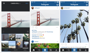 Instagram eliminates the need for awkward cropping