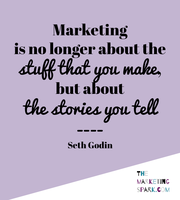 Marketing Quote Seth Godin