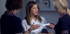 Emirates Doesn't Disappoint with its Aniston Ad