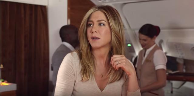 Jennifer Aniston Emirates Ad
