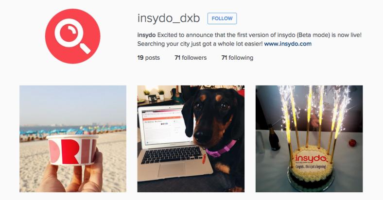 Insydo Instagram
