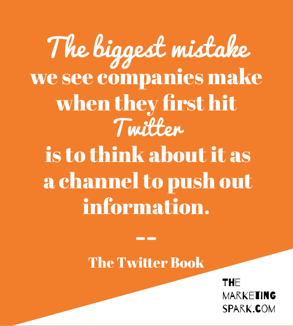 Marketing Quote Twitter