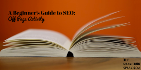 A Beginner's Guide to SEO: Off PageActivity