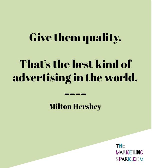 March 13 - Quality Milton Hershey